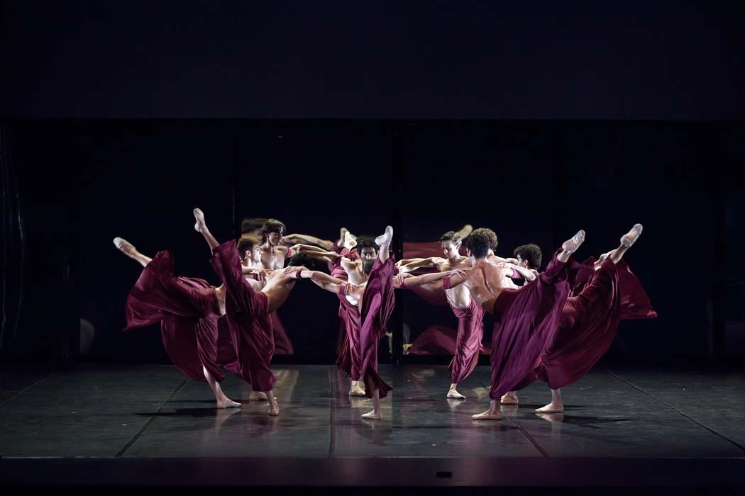Víctor Ullate Ballet estrena su nuevo espectáculo en Cartuja Center 1