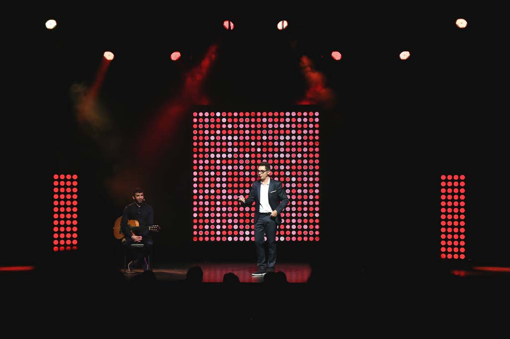 Berto Romero y su nuevo espectáculo 'Mucha Tontería' 2