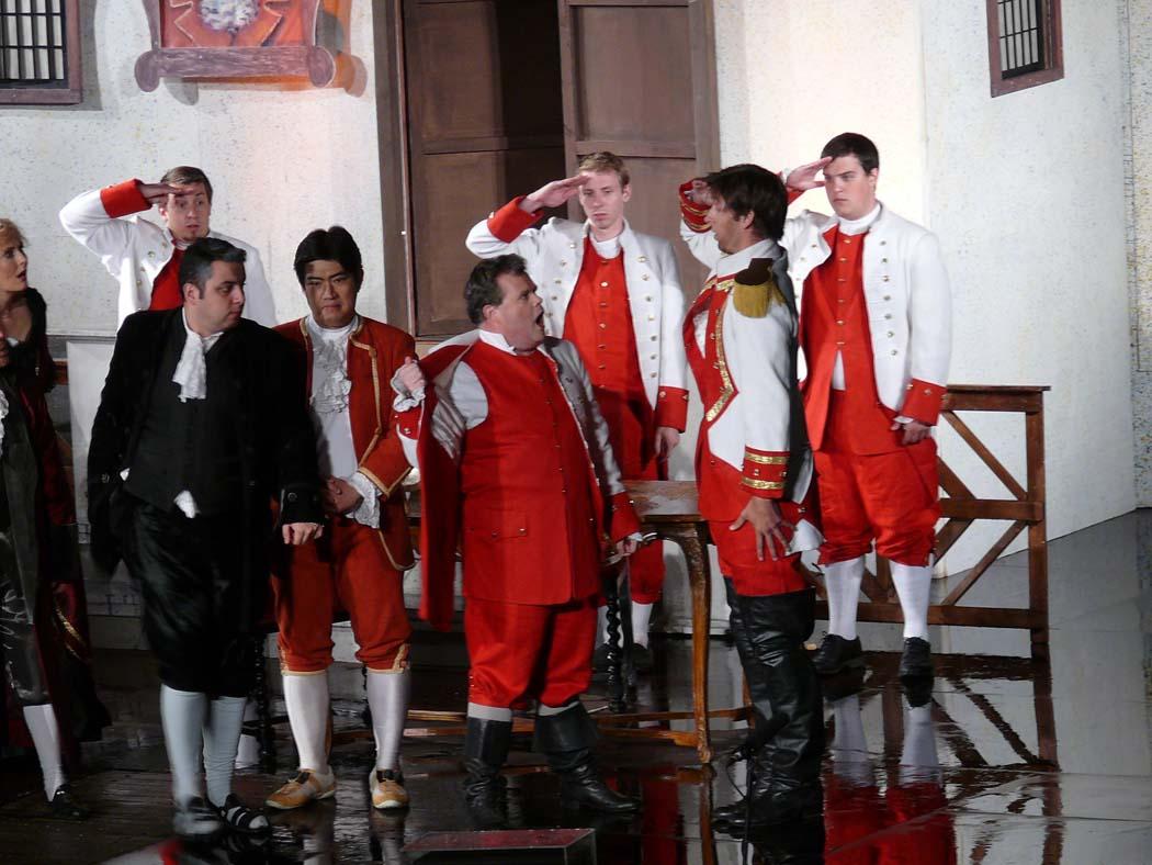 El Barbero de Sevilla de Rossini 1