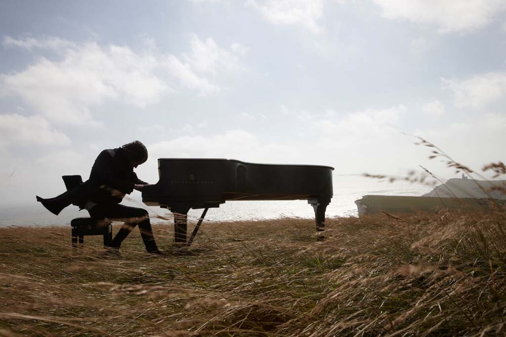 James Rhodes, la música clásica más informal 1
