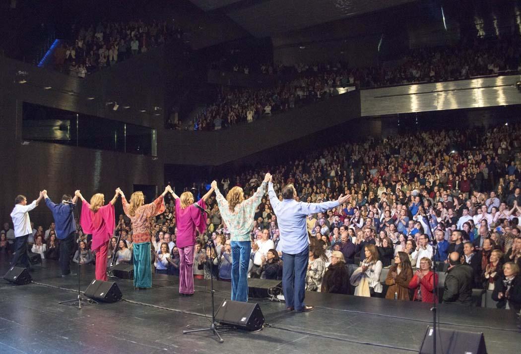 Siempre Así celebra en Cartuja Center sus 25 años en los escenarios 2