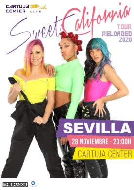 SWEET CALIFORNIA – TOUR RELOADED 2020