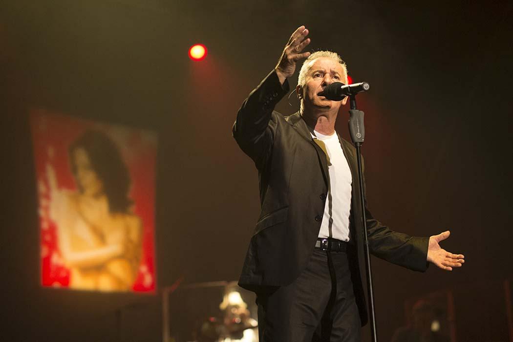 Víctor Manuel actuará en Cartuja Center el próximo 16 de marzo 1