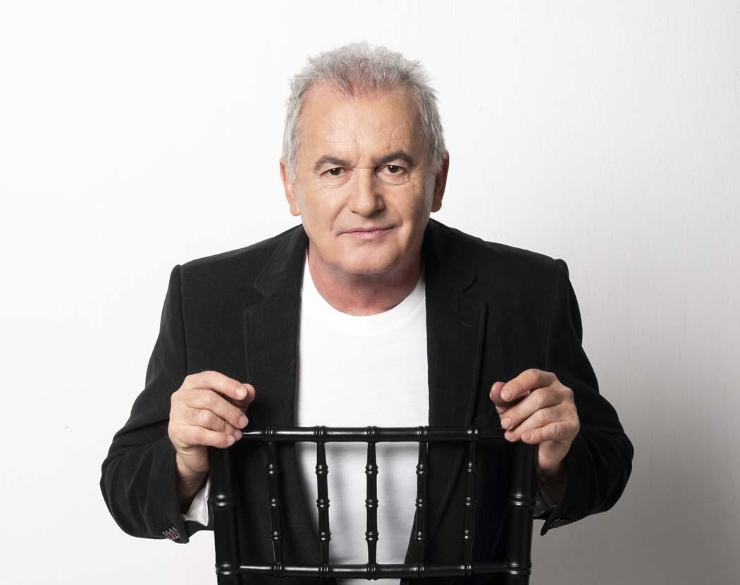 Víctor Manuel actuará en Cartuja Center el próximo 16 de marzo 2