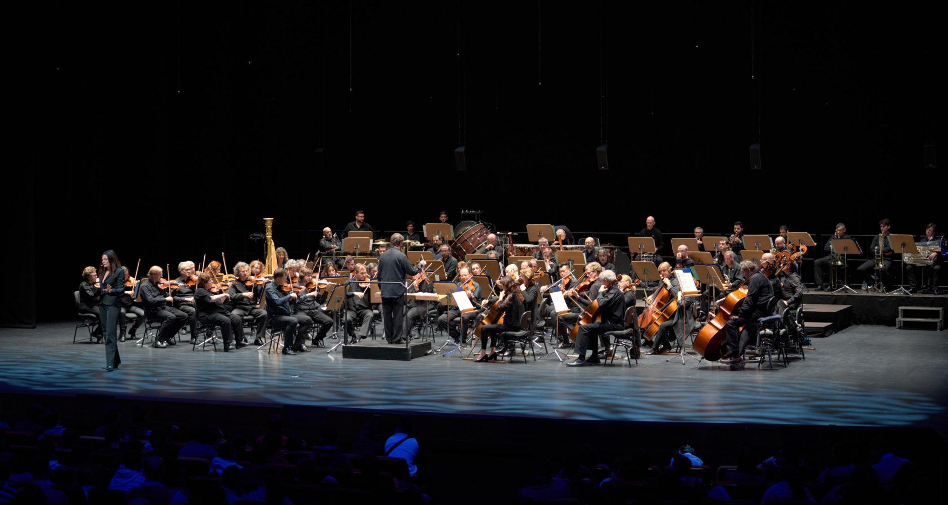 La Real Orquesta Sinfónica de Sevilla ofrece un concierto para escolares 3