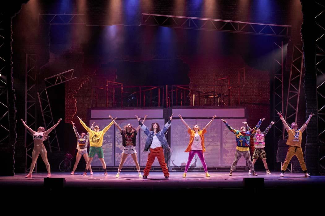 Flashdance El Musical 9