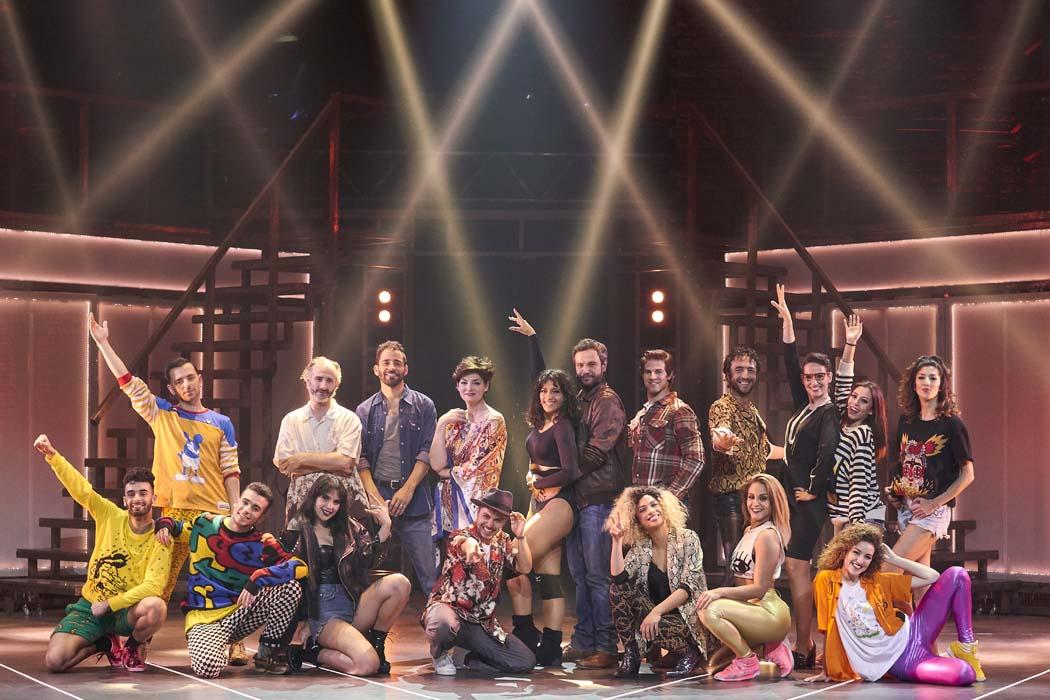 Flashdance El Musical 10