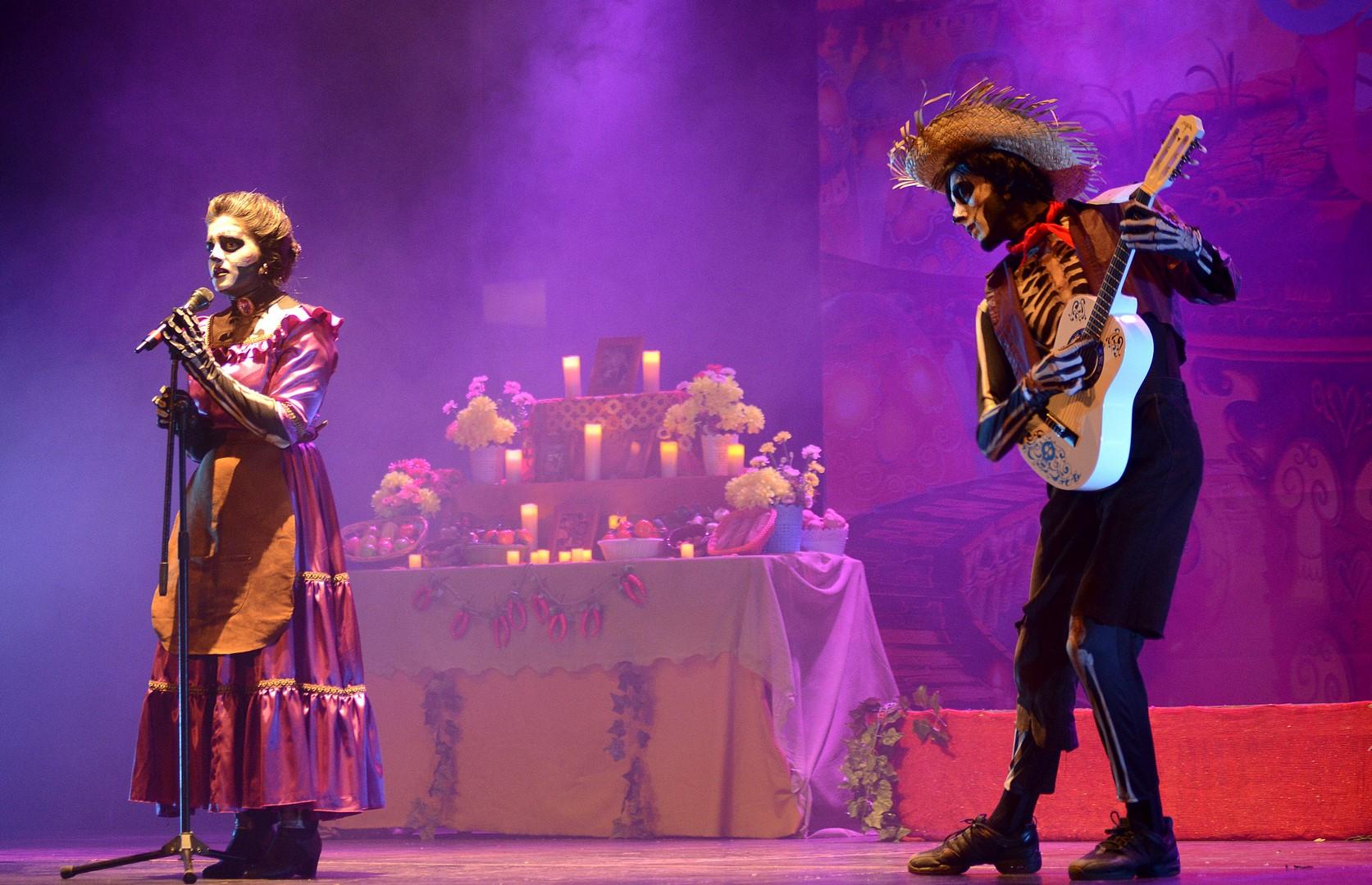 Coco, El Musical 1
