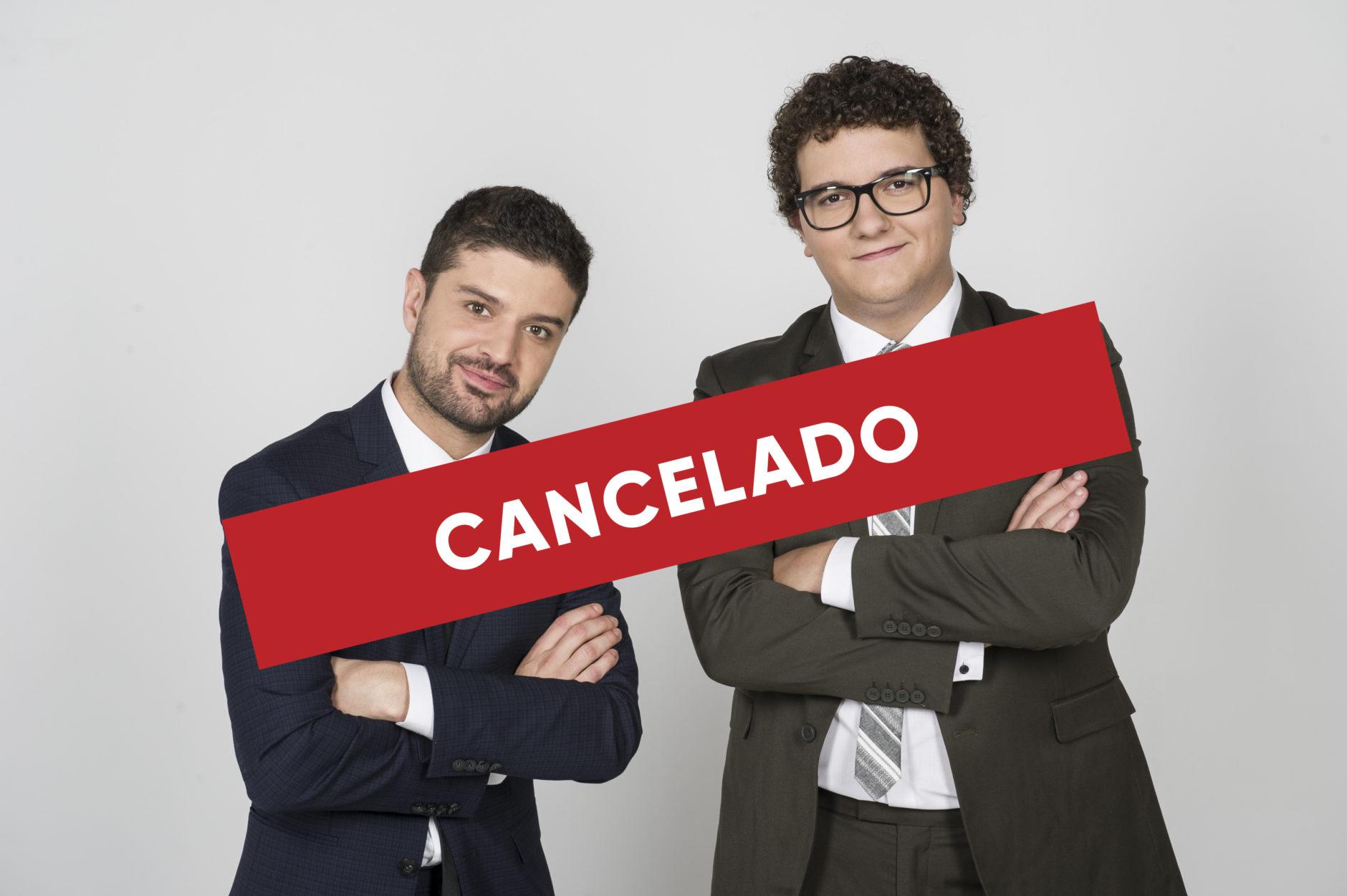 Cancelación 'No Te Metas En Política' 1