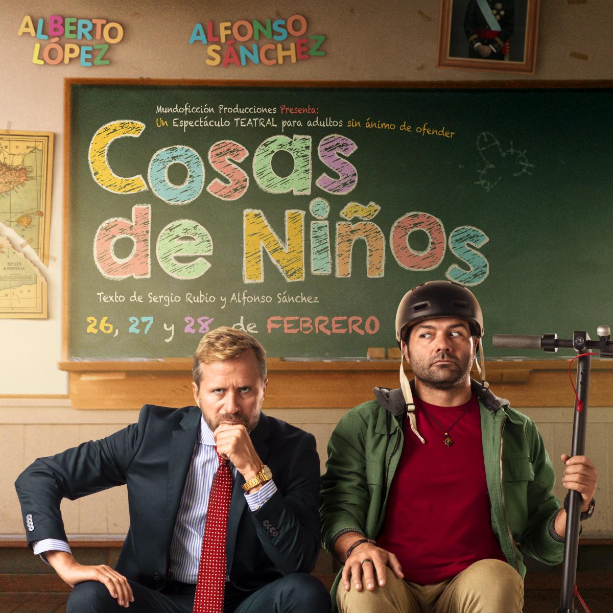 PRESENTACIÓN 'COSAS DE NIÑOS' 3