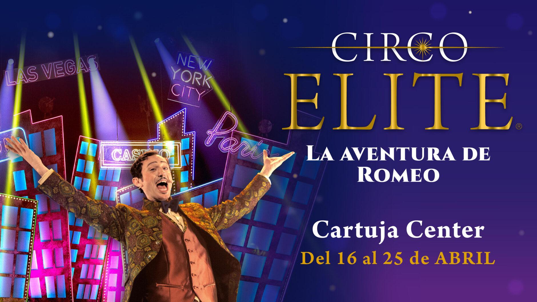 circo élite - la aventura de romeo 1