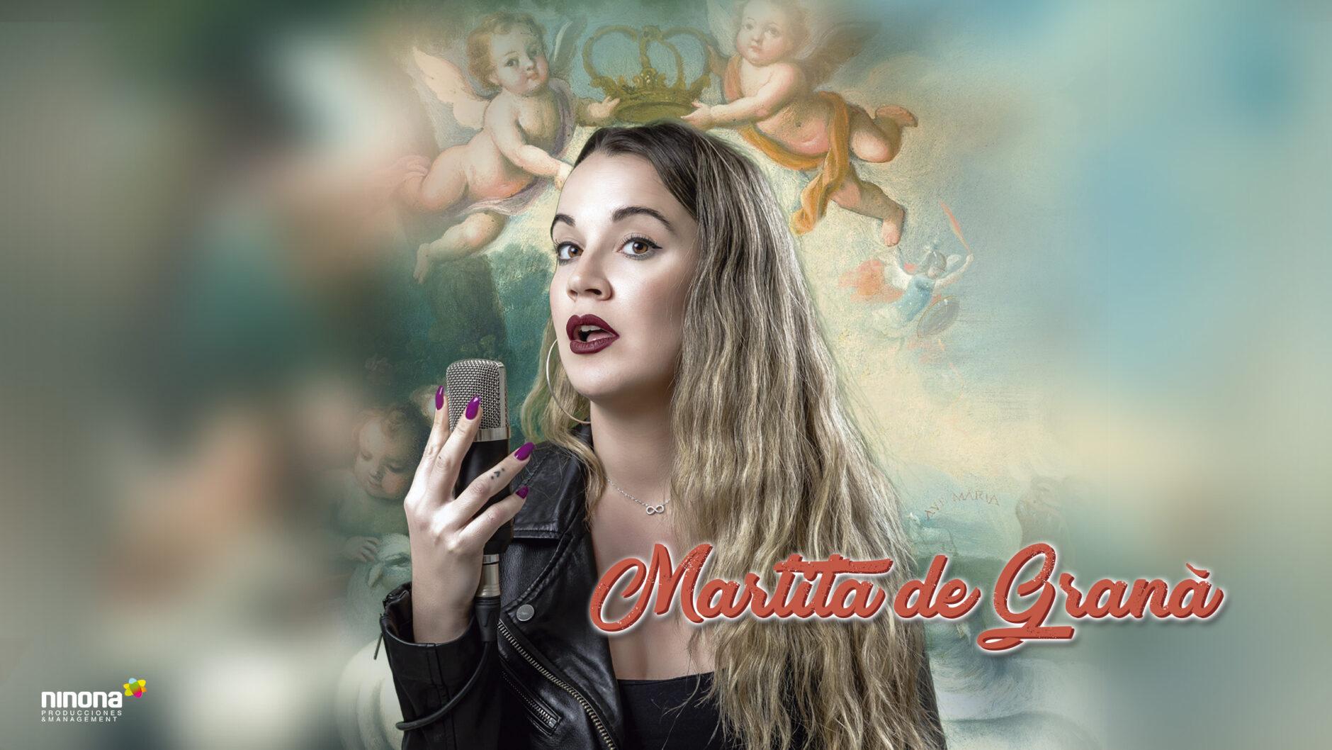 Martita de Graná, aplaza su espectáculo por indicación de las autoridades sanitarias 1