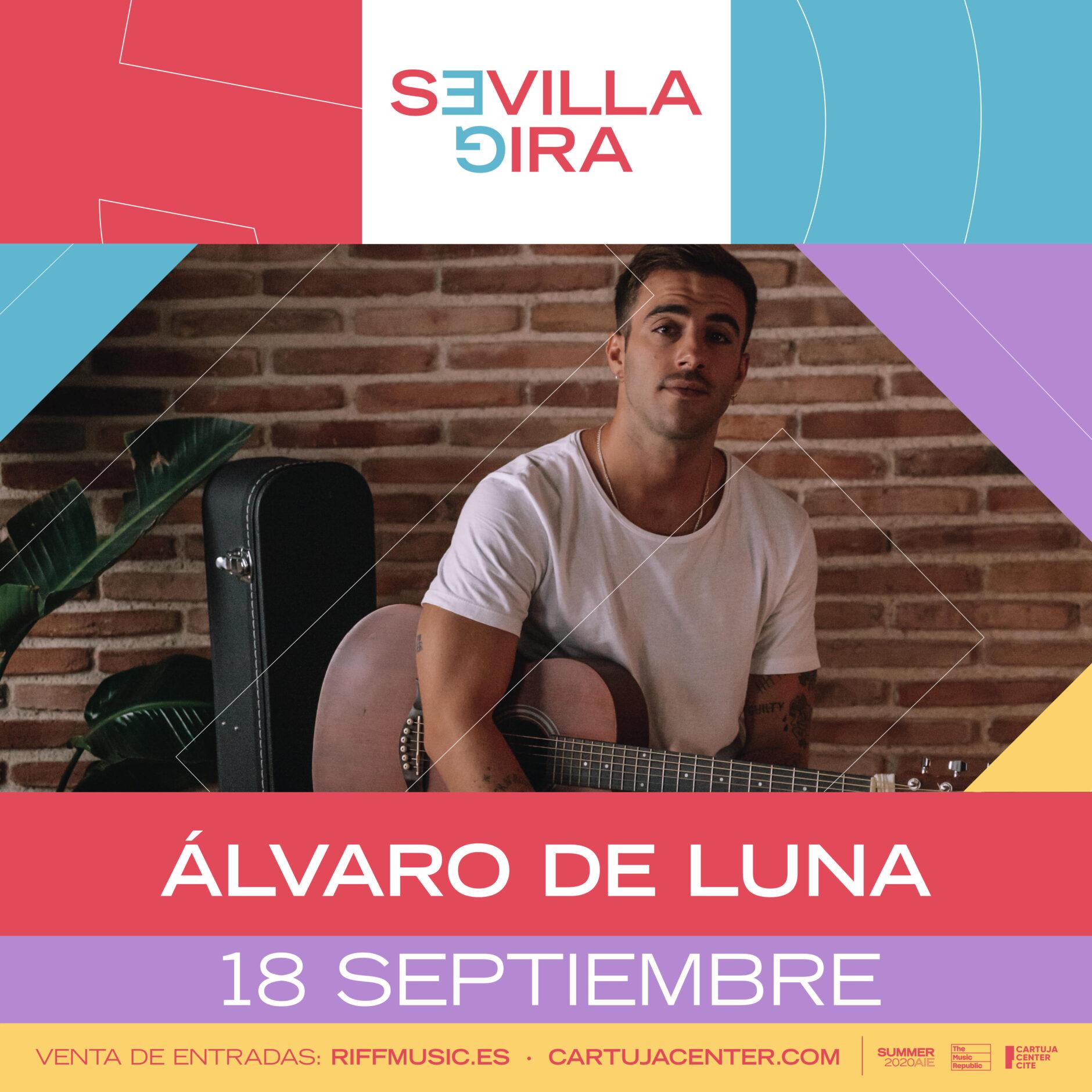 SEVILLA GIRA – ÁLVARO DE LUNA 1