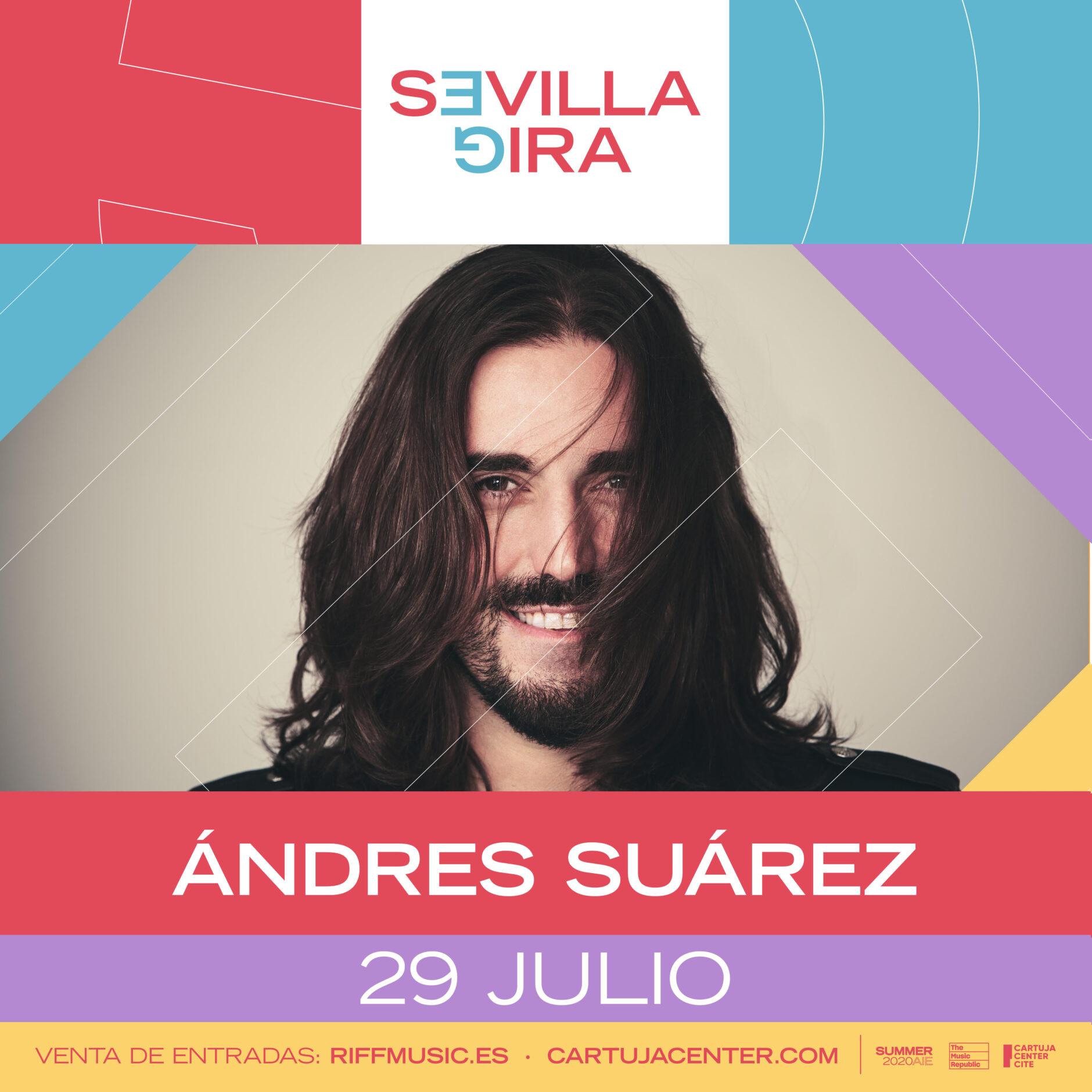 SEVILLA GIRA – ANDRÉS SUÁREZ 1