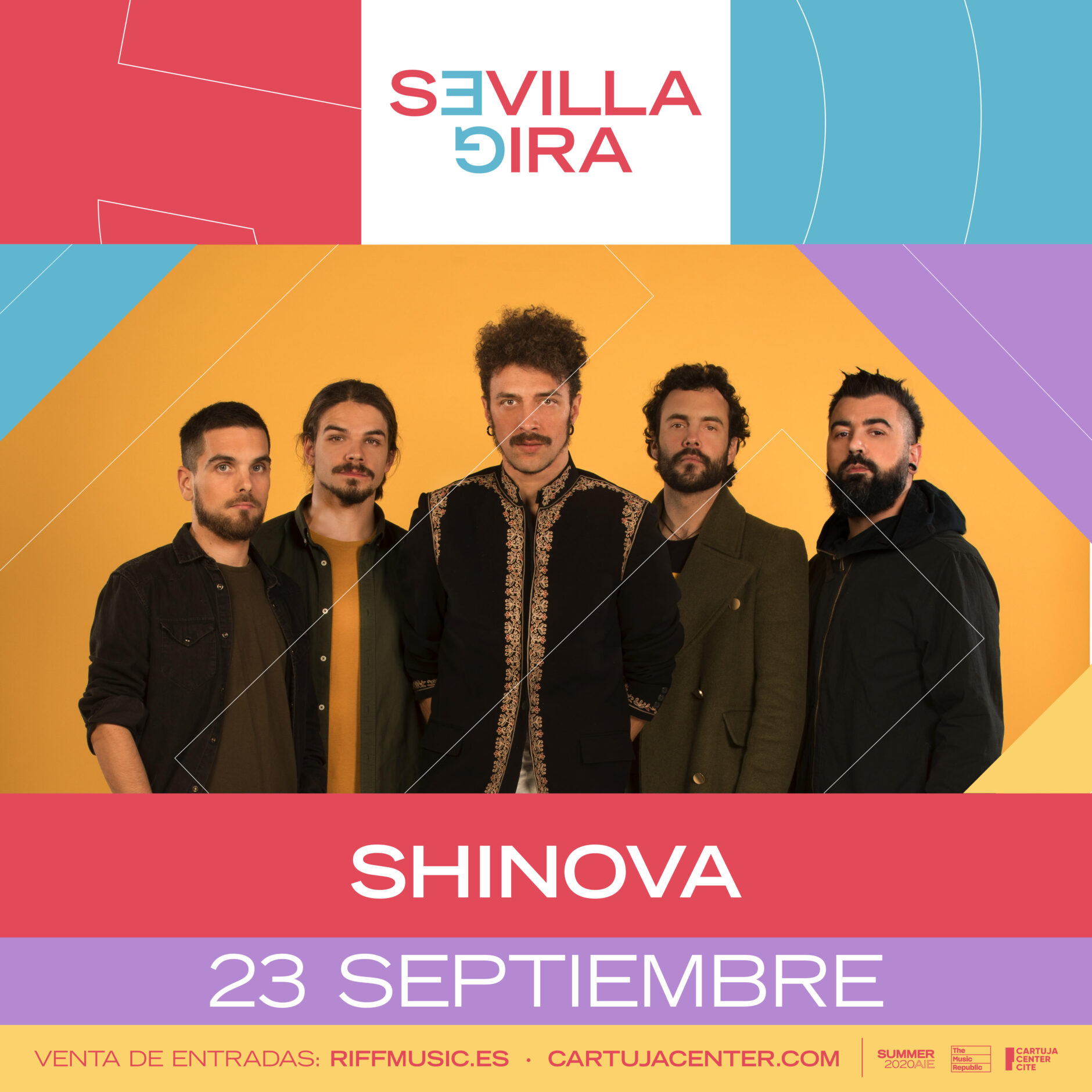 SEVILLA GIRA - SHINOVA 1