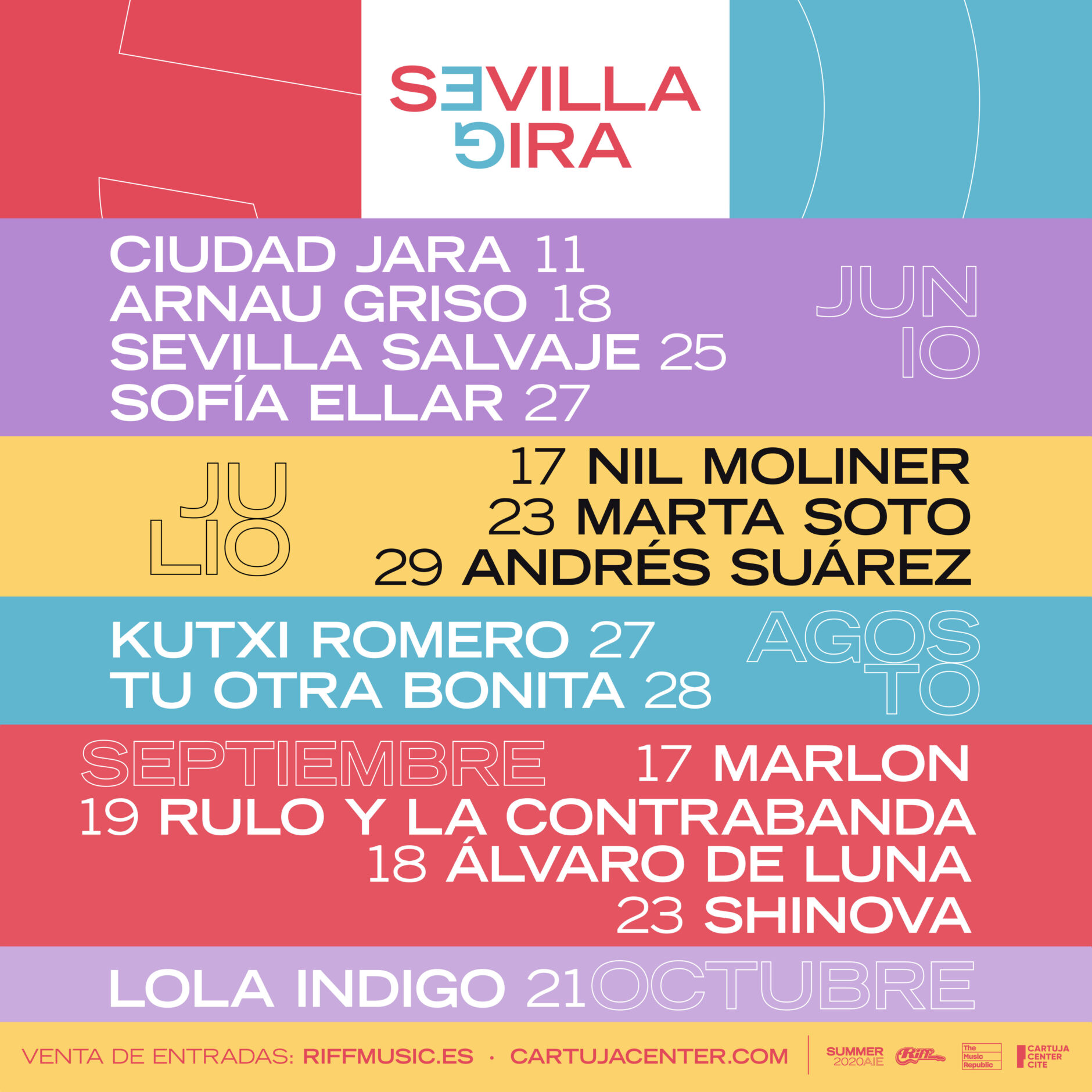 SEVILLA GIRA – CIUDAD JARA 2