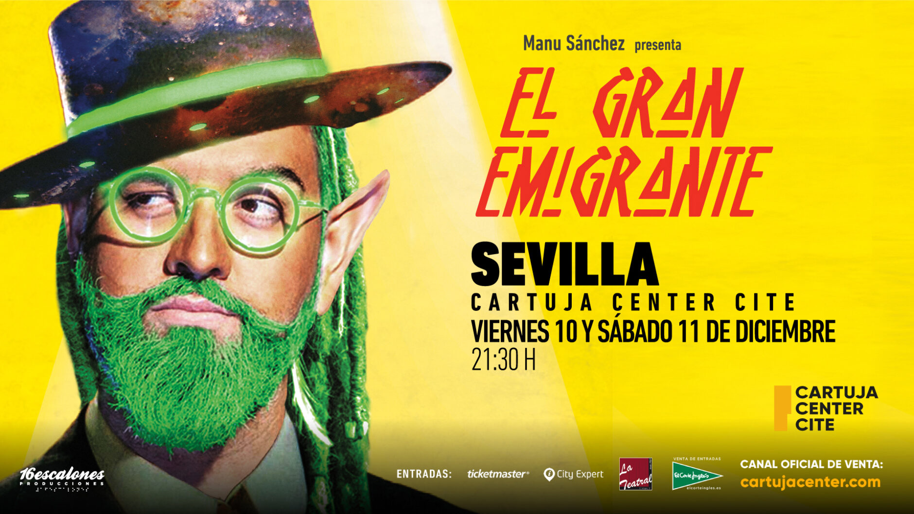 MANU SÁNCHEZ - EL GRAN EMIGRANTE 3