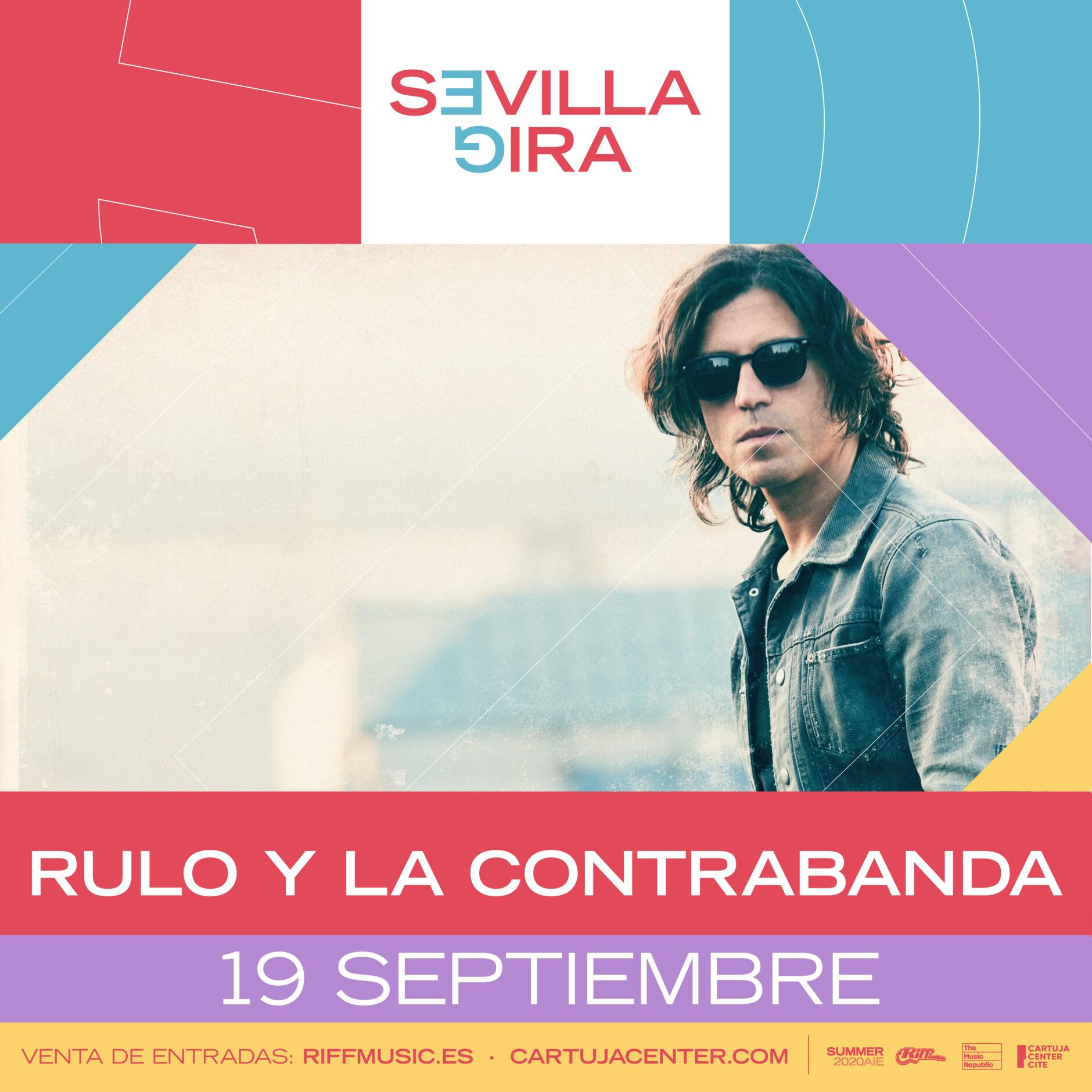 SEVILLA GIRA - RULO Y LA CONTRABANDA 1