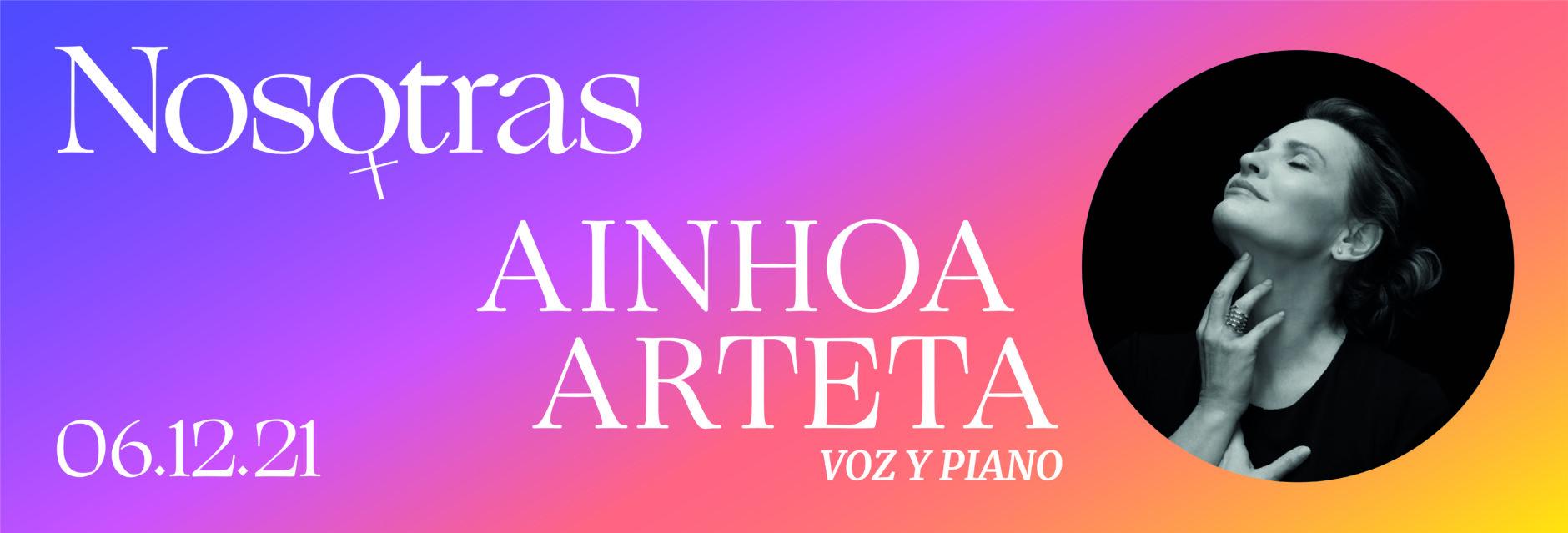 ainhoa arteta presenta en cartuja center 'cantares viajeros' 1