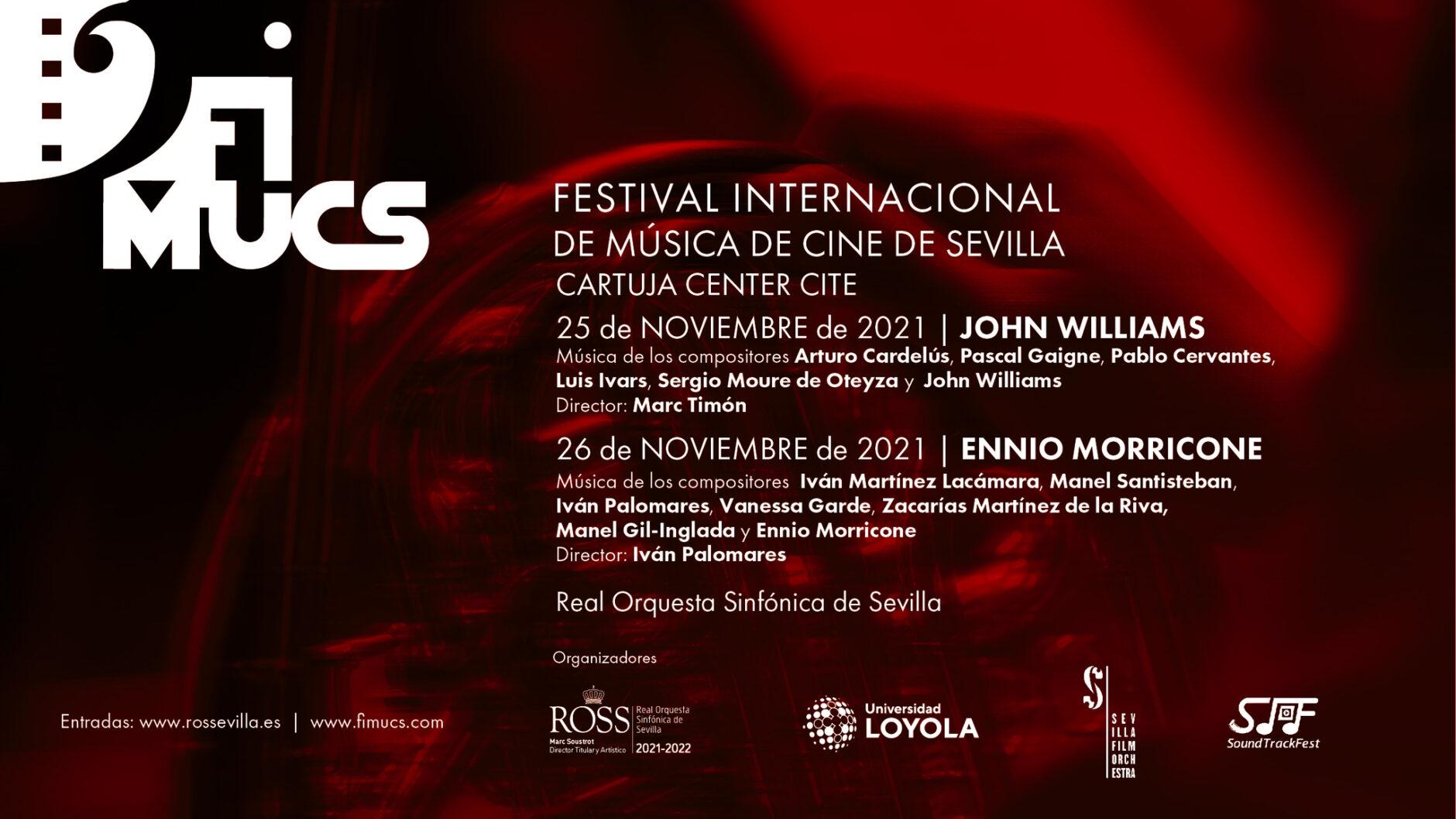 CARTUJA CENTER ACOGE EL I FESTIVAL INTERNACIONAL DE MÚSICA DE CINE DE SEVILLA 1