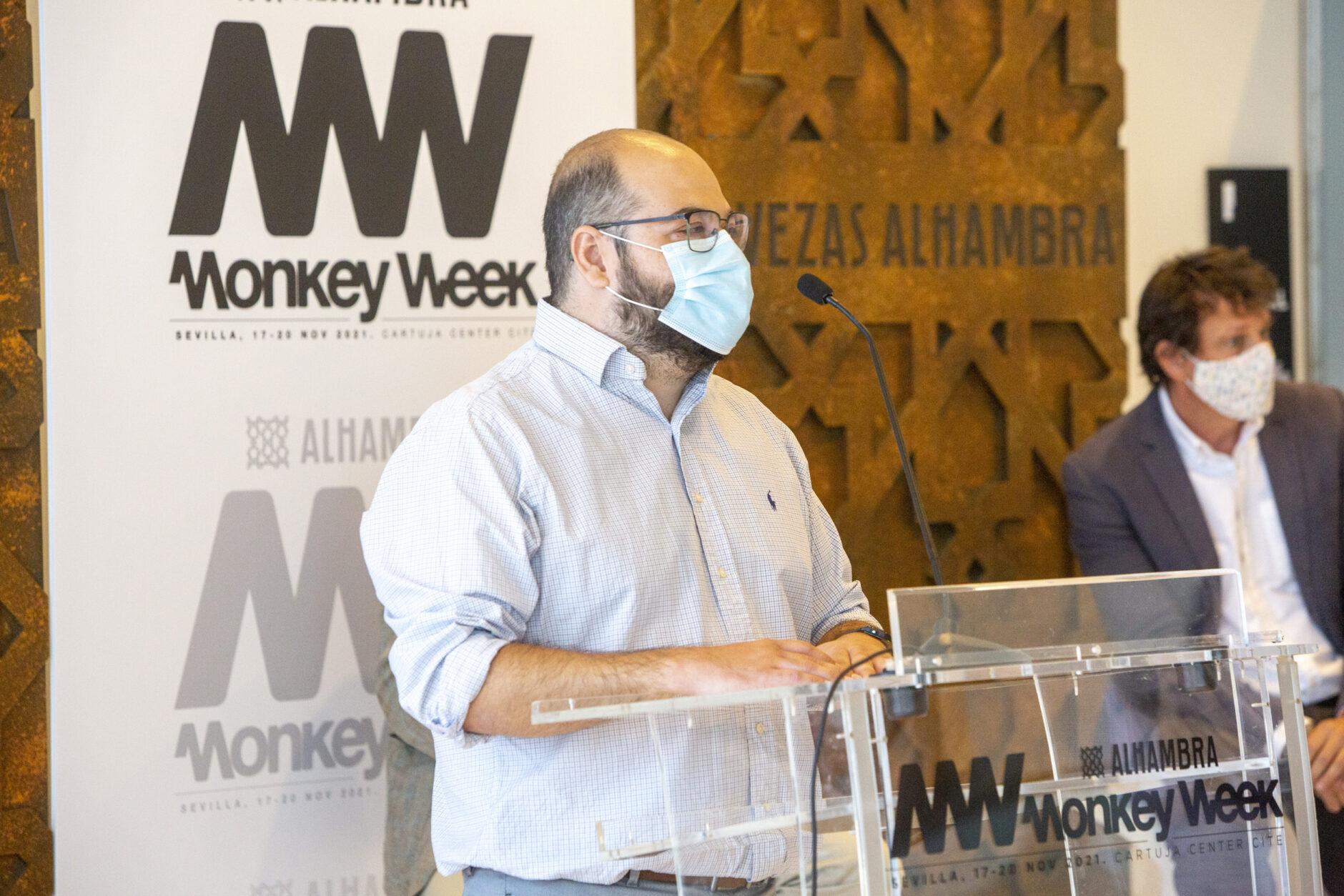 Cartuja Center CITE ACOGE la XIII edición del Monkey Week 4