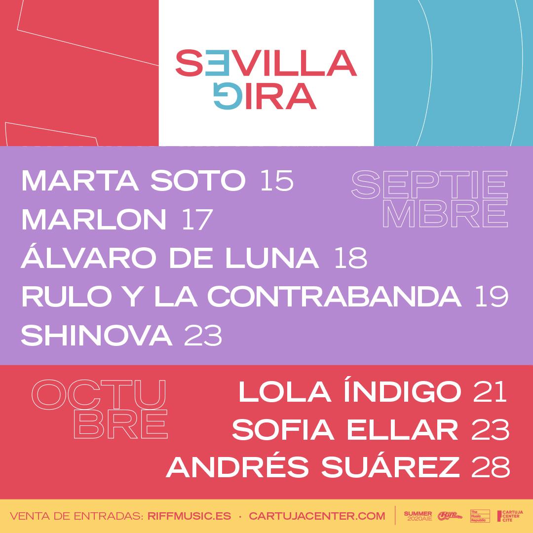 SEVILLA GIRA – LOLA ÍNDIGO 2