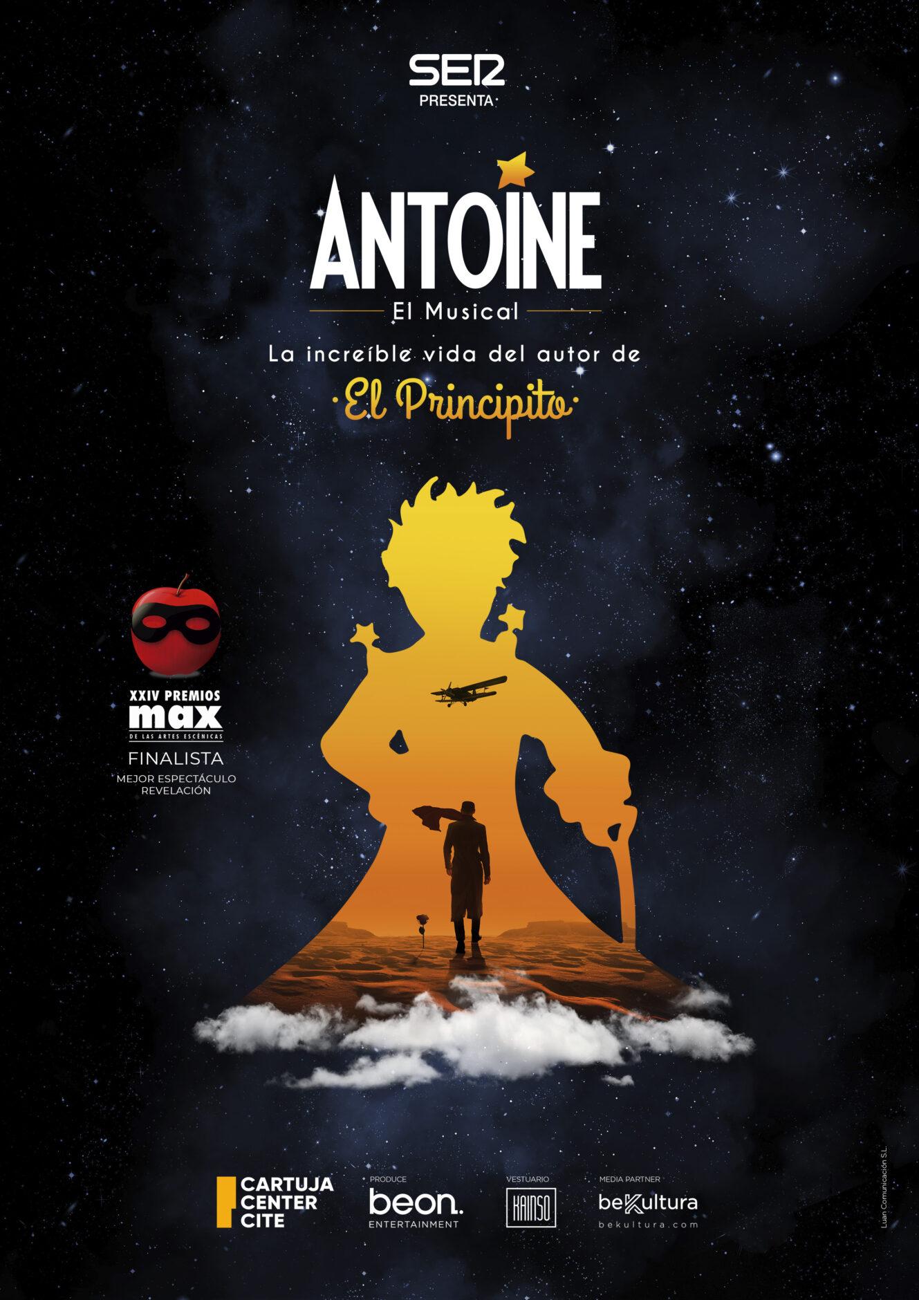 Antoine, el musical - La increíble historia del creador de El Principito 1