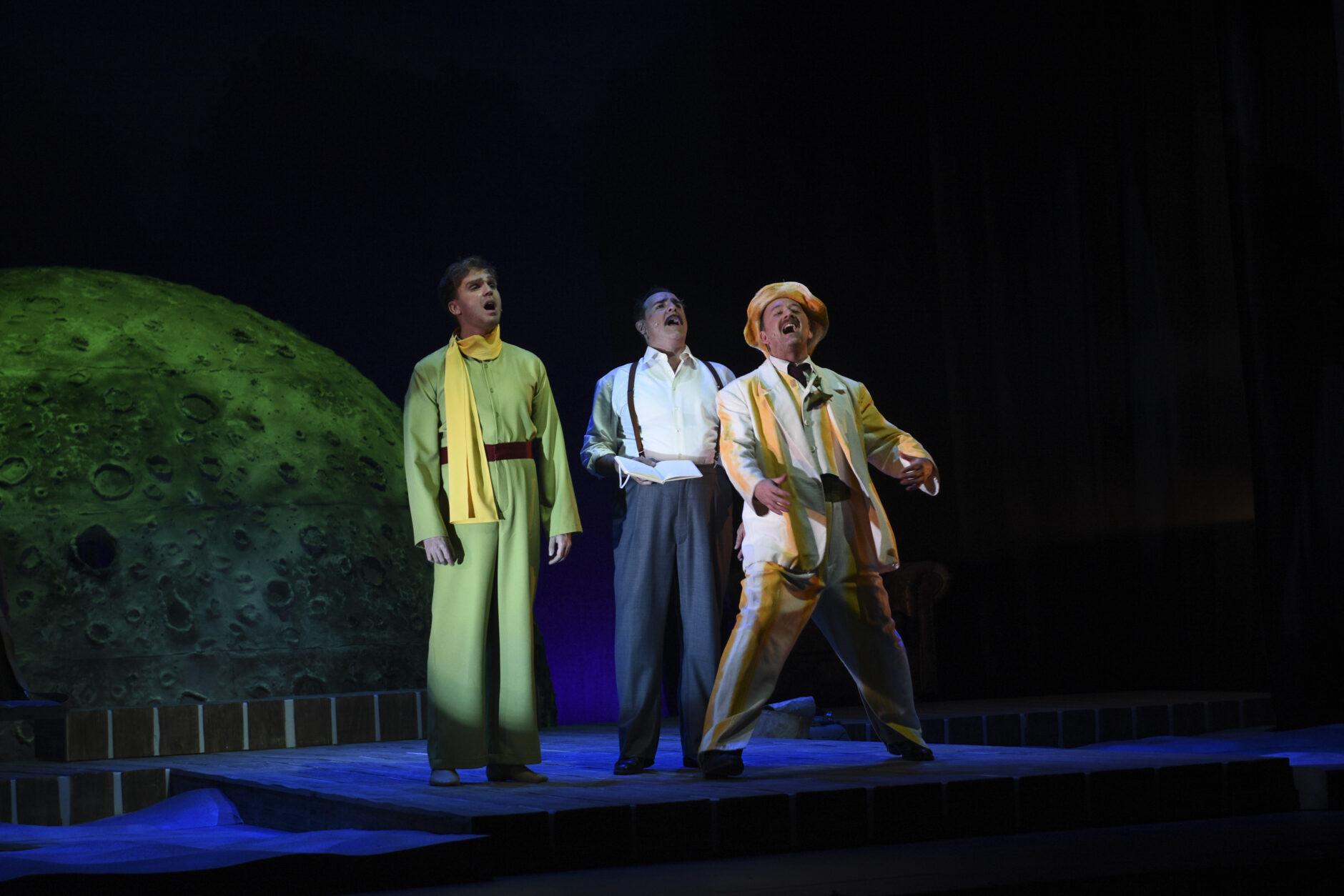 Antoine, el musical - La increíble historia del creador de El Principito 3