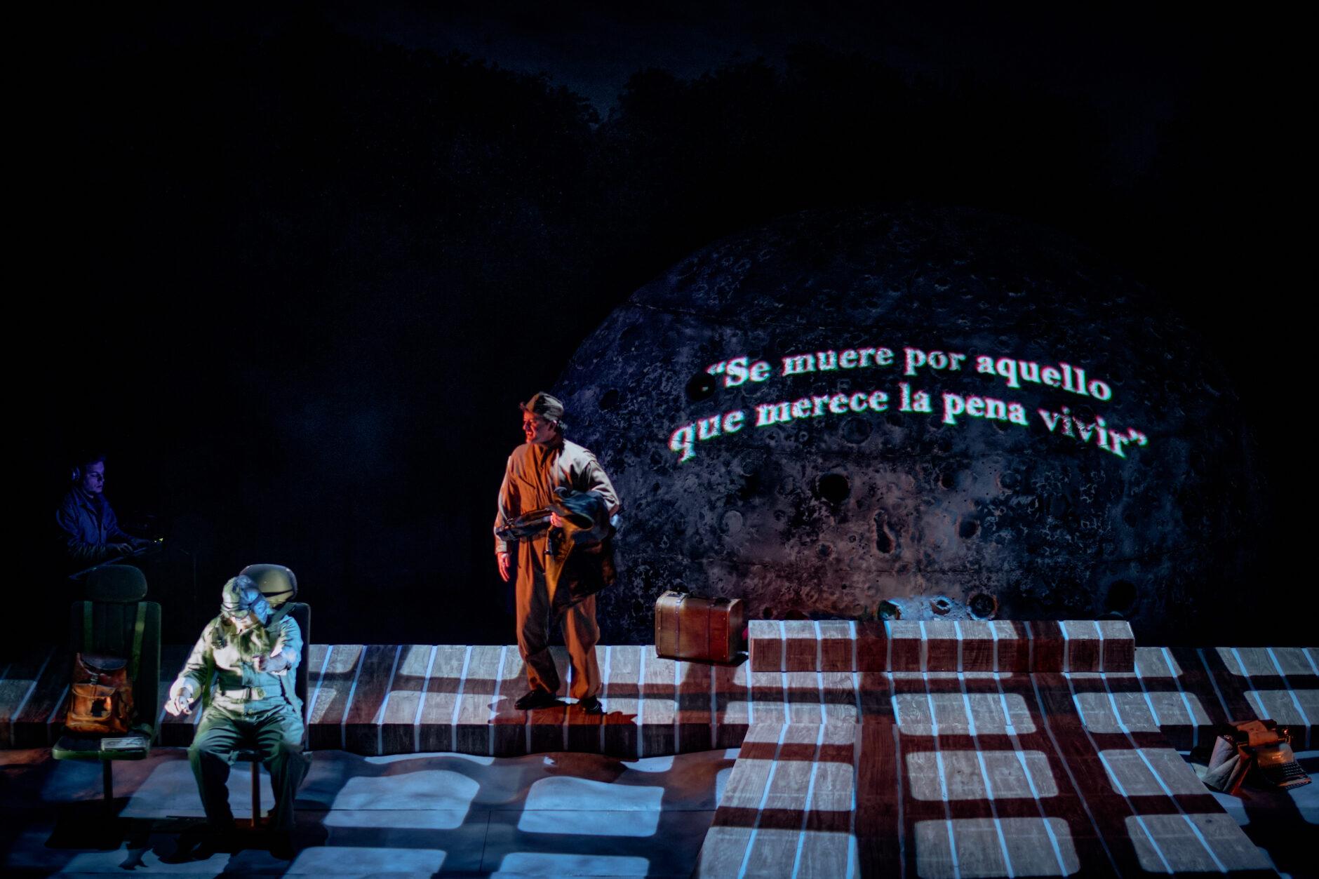 Antoine, el musical - La increíble historia del creador de El Principito 5