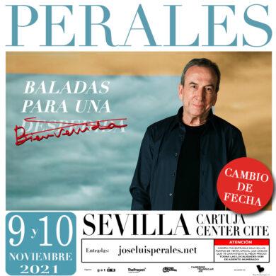 José Luis Perales – Baladas para una despedida