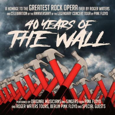 The wall en concierto