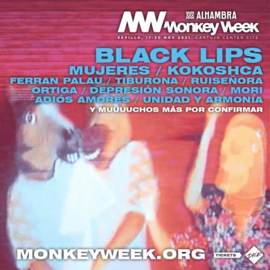 Alhambra Monkey Week 2
