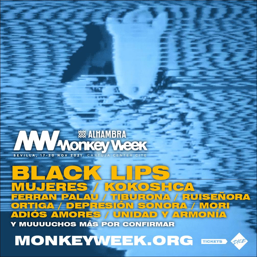 Alhambra Monkey Week calienta motores  con las 10 primeras confirmaciones de artistas nacionales 5