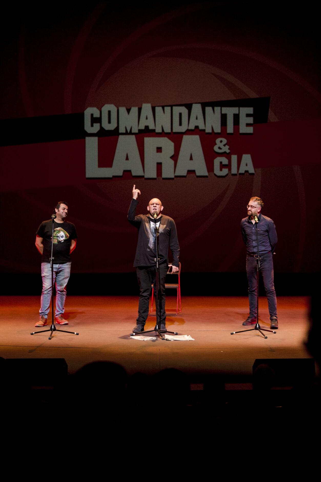 COMANDANTE LARA & CIA 2