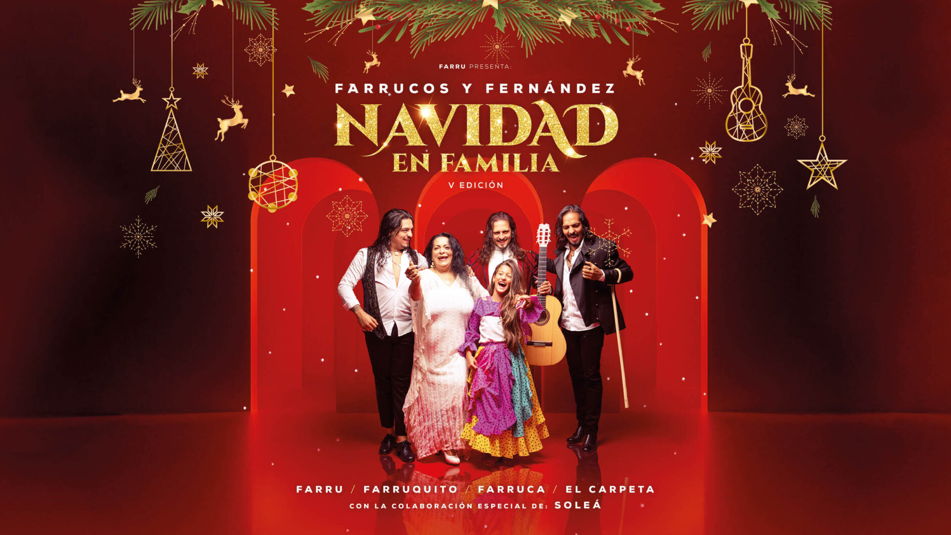 Navidad en Familia 'Un cuento de navidad' - Farrucos y Fernández 7
