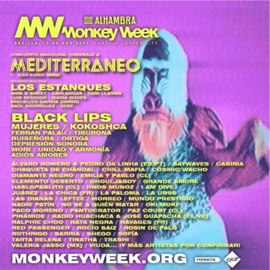 Alhambra Monkey Week 4
